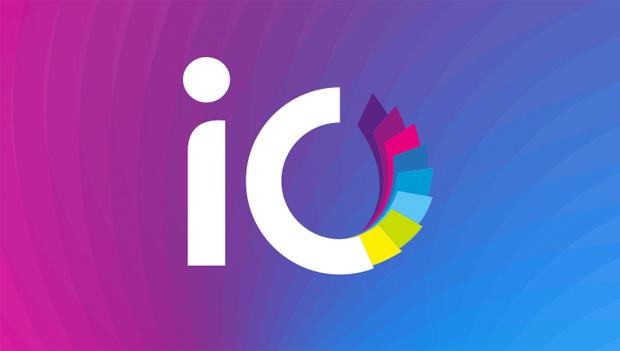 瑞士电信手机应用 iO 品牌LOGO