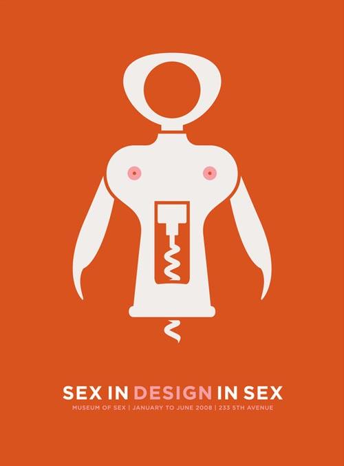 原创手绘插画-趣味设计系列创意广告欣赏
