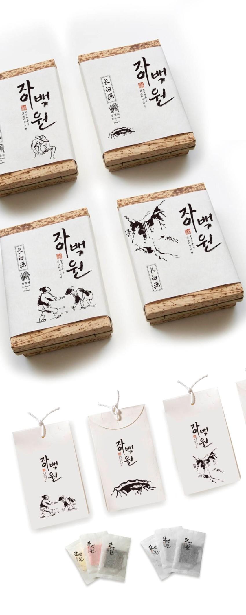 上海vi设计-简约的传统包装设计